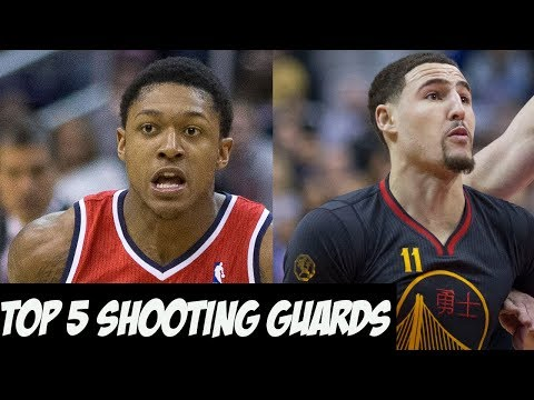 NBA 2017 - 2018 | Top 5 Shooting Guards