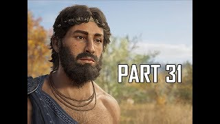 ASSASSIN'S CREED ODYSSEY Walkthrough Part 31 - Oracle (Let's Play Commentary)