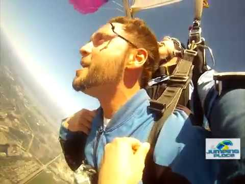 Jacksonville Skydiving: Mike Lombardi