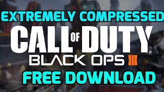 call of duty black ops highly compressed