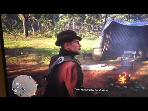 Red dead 2 OG PS4 After cleaning
