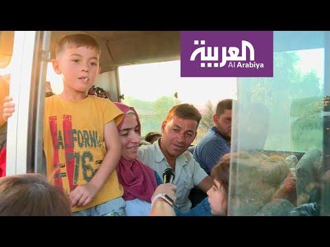 سوريا.. لاجئون على الحدود  - 07:53-2019 / 10 / 20