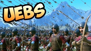 UEBS - Ultimate Epic Battle Simulator Gameplay German - 100.000 Einheiten