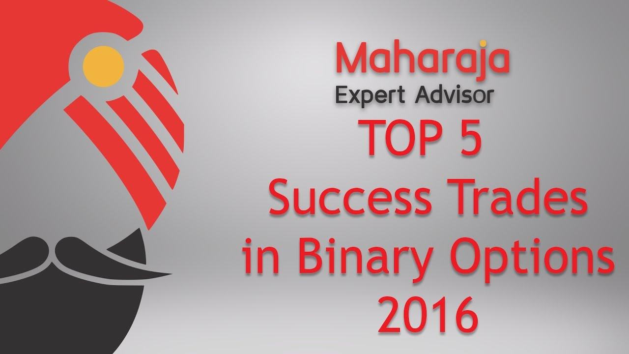 Maharaja pro binary options