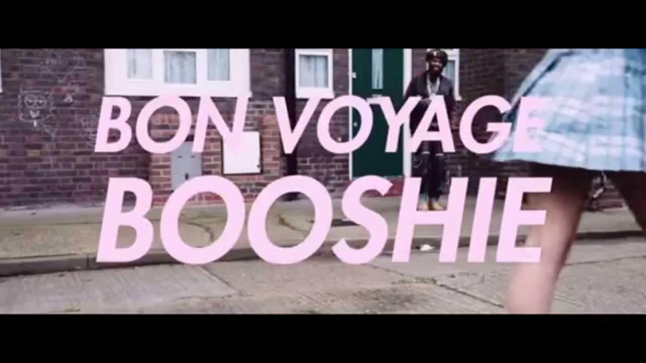 Bon Voyage - Booshie - Lyrics - YouTube
