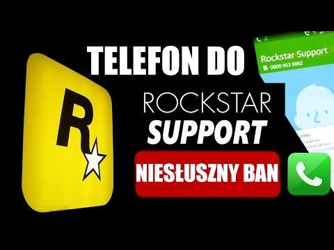 GTA V - Rozmowa telefoniczna z Rockstar Support - Niesłuszna blokada!