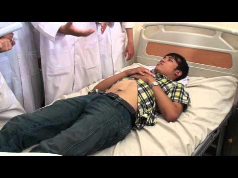 20110322 Khám bụng viêm phúc mạc (phần 2)