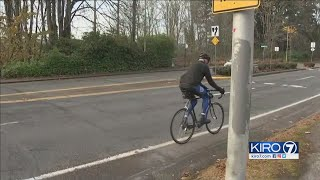 VIDEO: New study on most dangerous intersections for cyclists in our state