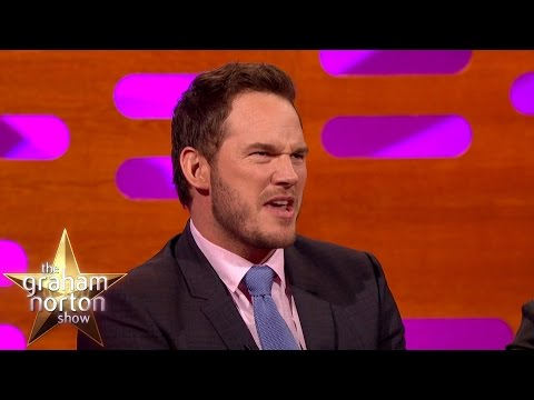 Chris Pratt Absolutely Nails TOWIE Accent  The Graham Norton Show