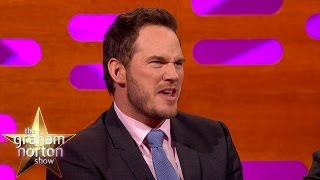 Chris Pratt Absolutely Nails TOWIE Accent - The Graham Norton Show