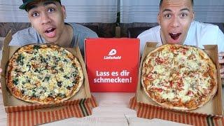 PIZZA CHALLENGE + HEFTIGE STRAFE 2 !!! | PrankBrosTV