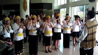 Lun Bawang Lagu Bawang Maligan Bamboo Band