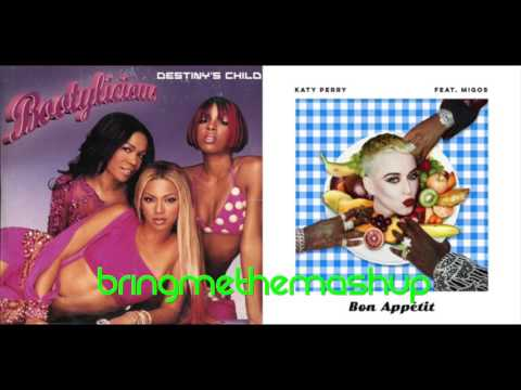 BON APPETIT BOOTYLICIOUS | Destiny's Child vs. Katy Perry ft. Migos (Mashup)