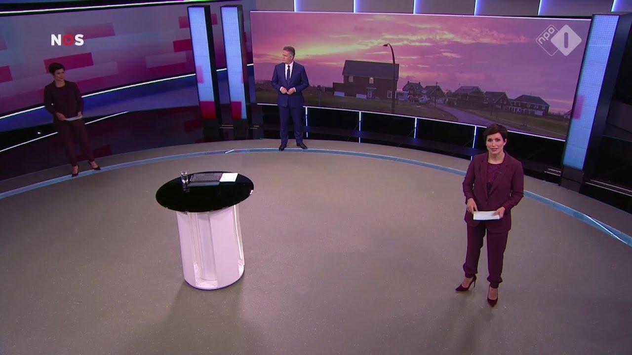 Nieuwslezeres Annechien Steenhuizen Live Gekloond In 20 00 Uur Nos