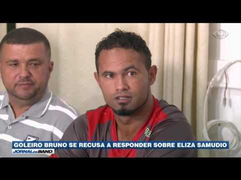Goleiro Bruno é apresentado no Boa Esporte
