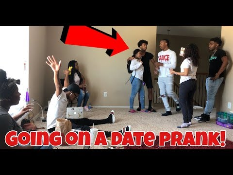 GOING ON A DATE PRANK WITH JASS ON ROOMMATES!!!