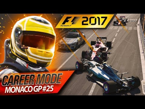 F1 2017 Career Mode Part 25: SOMETHING AMAZING HAPPENED