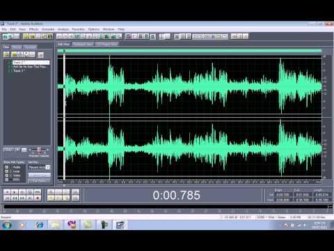 dl-lb.com - Hướng dẫn cơ bản phần mềm adobe audition 1.5