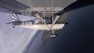 Luftakrobatikk over Bergen - What do You Love (feat. Jacob Banks)