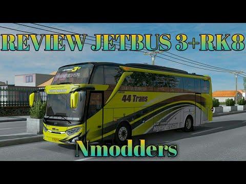 Jetbus3 dan Jetbus3+ NModder Mod's