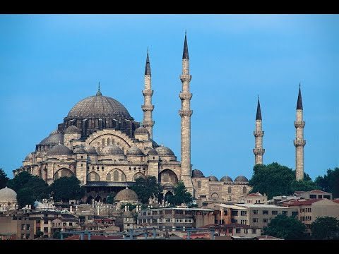 Moscheea Süleymaniye, Istanbul – Turcia