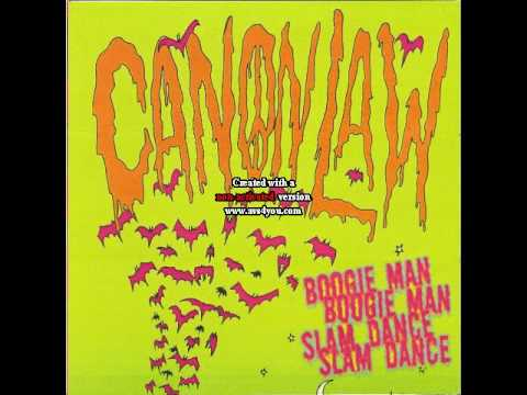 Canon Law - Boogieman Slamdance