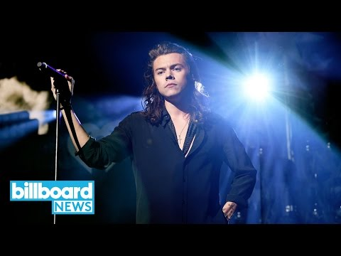 The Meaning Behind Harry Styles' Solo Album Artwork | Billboard News