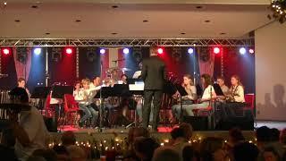 Podium 2019 - Leerlingenorkest kerstmedley - Fanfare St Gertrudis
