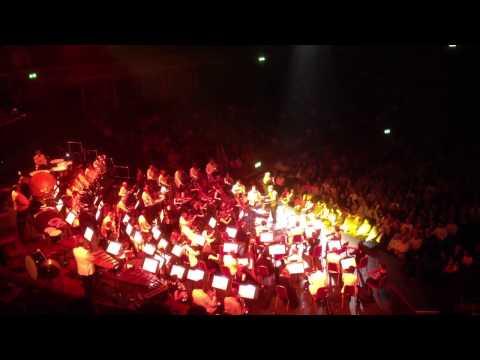 Goldfinger - The Very Best of John Barry @ Royal Albert Hall