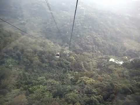 On the Cable car to Mao Kong #Taiwan