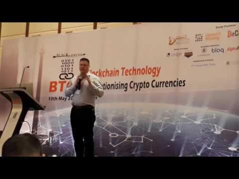 Blockchain technology seminar Jakarta May 10, 2017