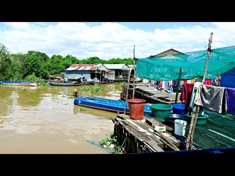 Tara Riverboat Tour - Half Day Tour of Floating Village, Siem Reap, Cambodia