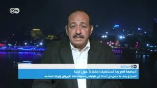 """جمال عبد الجواد :"""" أقرب شيء للجيش الوطني في ليبيا هو جيش حفتر """""""