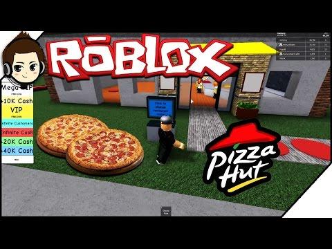 Roblox Indonesia Pizza Factory - KALAHIN PIZZA HUT | RendyFizzy