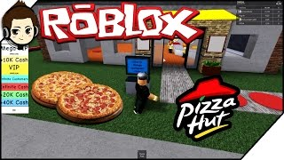 Roblox Indonesia Pizza Factory - KALAHIN PIZZA HUT | RendyFizzy