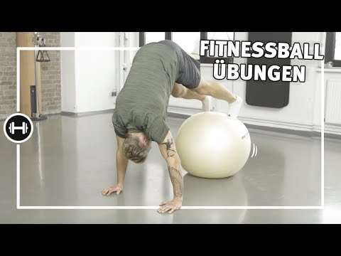 Video: Sport-Thieme® Fitness Ball