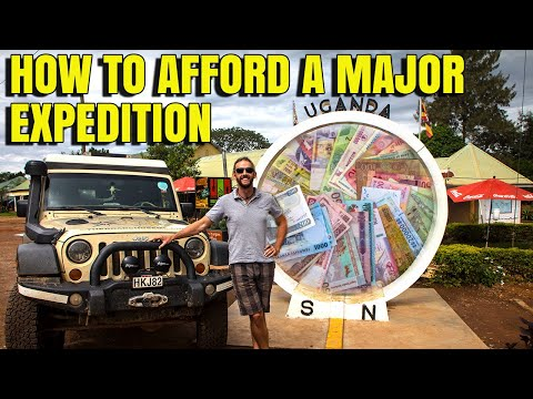 How Do You PAY FOR An Overland Expedition AROUND THE WORLD?