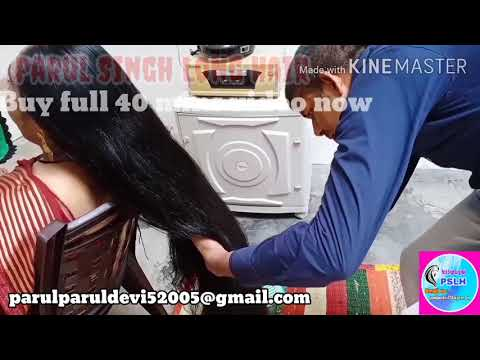 Hair play and smelling by male Buy full 40 mins video now