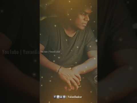 Theriyamale Tholaigiren Status || Yuvan shankar raja || #Yuvanbaskar
