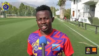 #Léopards RDC - Interview DJUMA et MOKE