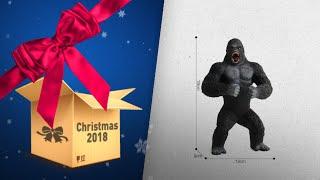 Top 10 King Kong Toys Gift Ideas / Countdown To Christmas 2018 | Christmas Countdown Guide