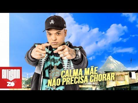 MC Cassiano - Calma Mãe Não Precisa Chorar (Deejhay Pedro) 2018