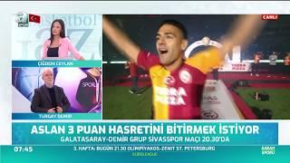 Galatasaray, Sivasspor Maçını Kazanabilir mi? / İlk 11'ler / A Spor / Sabah