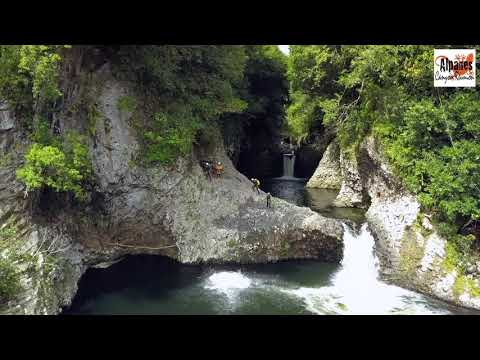 Canyoning Rivière des Roches - V3 A5 EII