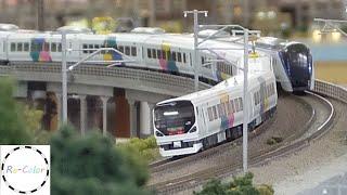 【Re-Color】中央線特急 E257系&E353系 『あずさ・かいじ』