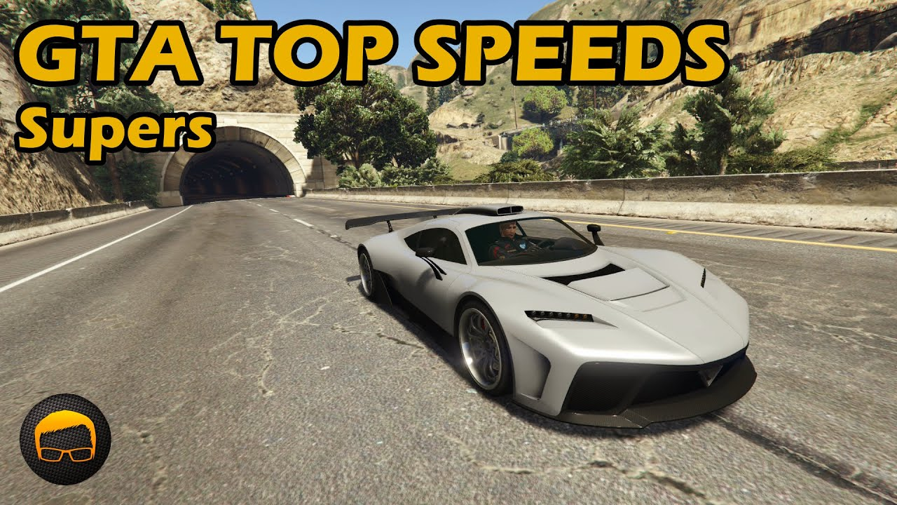Fastest Supercars 2020 Gta 5 Best Fully Upgraded Cars Top