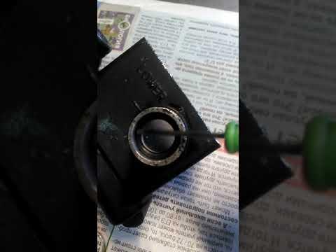 Замена стекла на смотровом окошке главного тормозного цилиндра на мотоцикле