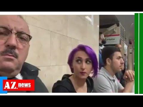 Фиолетовые волосы в Баку не имеют аналогов в мире. AZ News