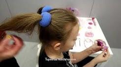 Ibero tutoriaali:  Kaksi nutturaa pikku prinsessalle
