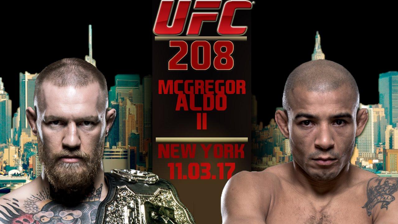 UFC 208 - Connor McGregor vs J...
